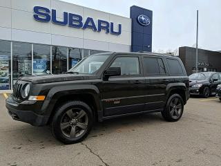 Used 2017 Jeep Patriot Sport/North MOONROOF | LEATHER | ALLOYS | 4X4 | AC for sale in Charlottetown, PE