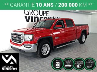 Used 2017 GMC Sierra 1500 SLE KODIAK 4X4 CREW CAB ** GARANTIE 10 ANS ** Partez a l'aventure! for sale in Shawinigan, QC
