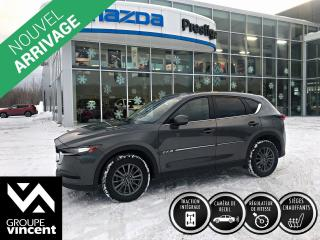 Used 2018 Mazda CX-5 GS AWD ** GARANTIE 10 ANS ** Bien équipé! for sale in Shawinigan, QC