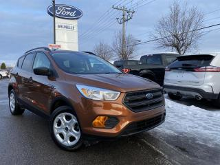 Used 2017 Ford Escape S | Camera | HITCH for sale in St-Eustache, QC