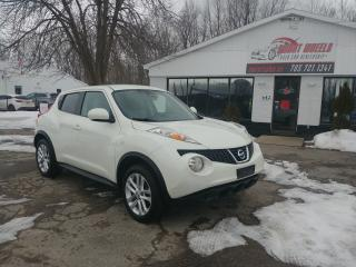 Used 2013 Nissan Juke SV for sale in Barrie, ON