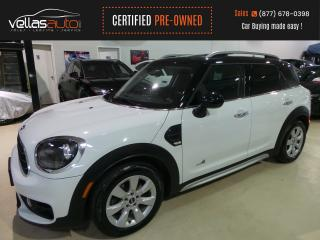 Used 2019 MINI Cooper Countryman Cooper ALL-WHEEL-DRIVE| PANO RF| REAR CAMERA for sale in Vaughan, ON