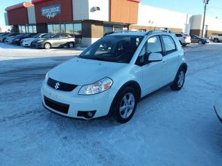 Used 2009 Suzuki SX4 Hatchback JLX 4dr AWD 5 Door HB for sale in Steinbach, MB