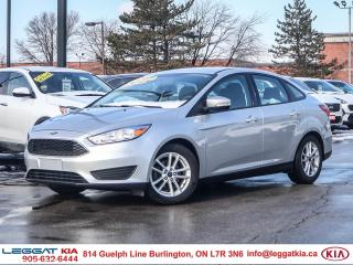 Used 2015 Ford Focus HEATED MIRRORS, HEATED STEERING WHEEL, KEYLESS ENTRY, BLUETOOTH, NO ACCIDENTS, ONE OWNER for sale in Burlington, ON
