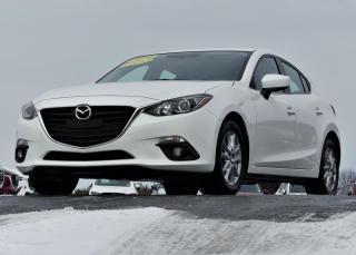 Used 2014 Mazda MAZDA3 GS AUTOM. TOIT OUV. 59$/sem taxes inc. for sale in St-Georges, QC