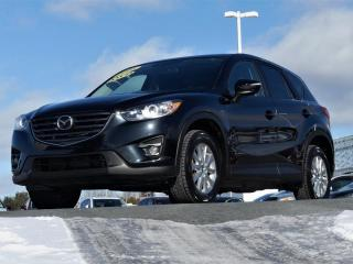 Used 2016 Mazda CX-5 GS AWD TOIT OUV., 82$/sem taxes inc. for sale in St-Georges, QC