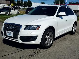 Used 2012 Audi Q5 quattro 4dr 2.0L Premium Plus for sale in Kitchener, ON