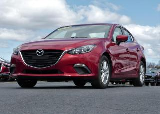 Used 2016 Mazda MAZDA3 GS AIR CLIM for sale in St-Georges, QC
