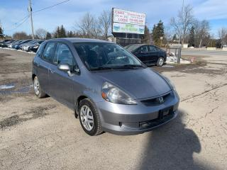 Used 2008 Honda Fit LX for sale in Komoka, ON