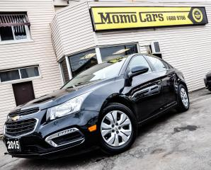 Used 2015 Chevrolet Cruze 1LT | REMOTE START | CLEAN | BLUETOOTH | REAR CAM for sale in St. Catharines, ON