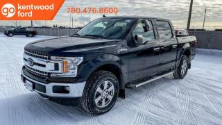 New 2020 Ford F-150 XLT 300A, 4X4 Supercrew, 2.7L Ecoboost, Auto Start/Stop, Pre-Collision Assist, Rear View Camera, Remote Keyless Entry for sale in Edmonton, AB