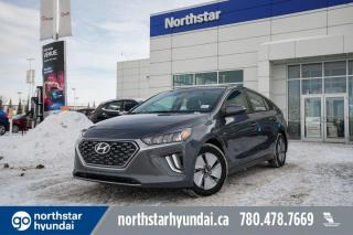 New 2020 Hyundai Ioniq Hybrid PREFERRED: BLUELINK/SUNROOF/BLIND SPOT DETECTION for sale in Edmonton, AB