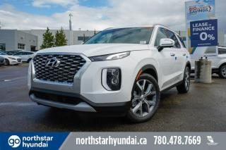 New 2020 Hyundai PALISADE LUXURY 7 PASS: BLUELINK/BLINDVIEW MONITOR/LEATHER/SUNROOF for sale in Edmonton, AB