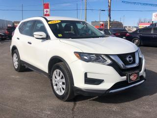 Used 2017 Nissan Rogue S*BACKUP CAM*HEATED SEATS* for sale in London, ON