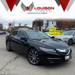Used 2015 Acura TLX V6 for sale in Toronto, ON