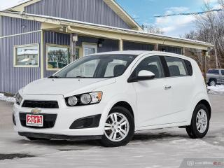 Used 2013 Chevrolet Sonic LT,LOW KMS,REMOTE START,B.TOOTH,HEATED SEATS for sale in Orillia, ON