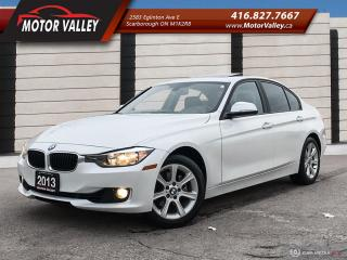 Used 2013 BMW 3 Series 328i xDrive ONLY 070,424KM CLEAN CAR! for sale in Scarborough, ON