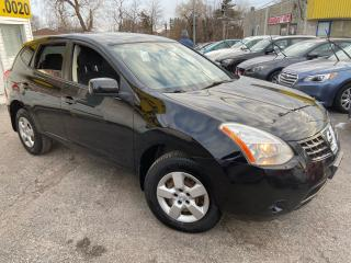 Used 2009 Nissan Rogue S/ PWR GROUP/ CRUISE CTRL/ TILT STEERING/ AUX + + for sale in Scarborough, ON