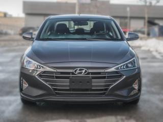 2019 Hyundai Elantra SUNROOF