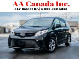 Photo of Black 2018 Toyota Sienna
