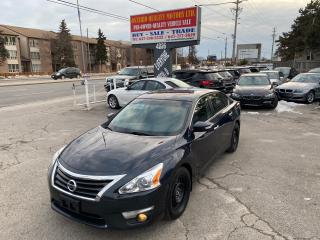 Used 2013 Nissan Altima 2.5 SL for sale in Toronto, ON