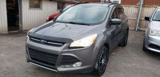 Used 2013 Ford Escape SE for sale in Hamilton, ON