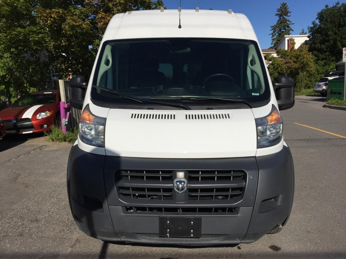 2017 RAM Cargo Van