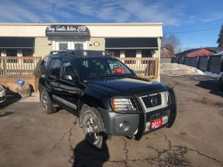 Used 2011 Nissan Xterra PRO-4X for sale in Sutton, ON