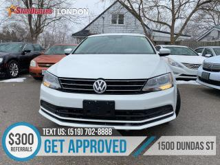 Used 2017 Volkswagen Jetta Sedan for sale in London, ON