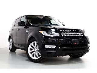 Used 2016 Land Rover Range Rover Sport TD6 HSE   DIESEL   HEADS UP   PANO   NAVI for sale in Vaughan, ON