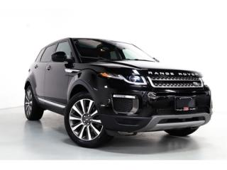 Used 2017 Land Rover Evoque HSE   PANO   NAVI   MERIDIAN   PARK ASSIST for sale in Vaughan, ON