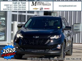 New 2020 Chevrolet Equinox LT  2.0L TURBOCHARGED ENGINE,AWD,HEATED LEATHER SE for sale in Kipling, SK