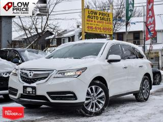 Used 2016 Acura MDX *SOLD* for sale in Toronto, ON