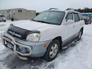 Used 2005 Hyundai Santa Fe GLS 2.7L for sale in Stittsville, ON
