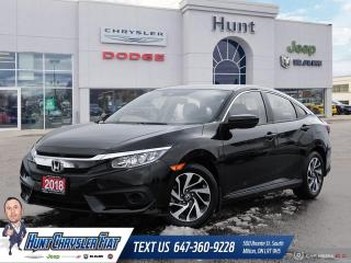 Used 2018 Honda Civic SE | CAM | RMT STRT | BT | GREAT PRICE!!! for sale in Milton, ON