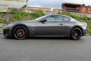 Used 2017 Maserati GranTurismo Sport Special Edition Coupe for sale in Vancouver, BC