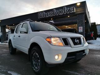 Used 2018 Nissan Frontier Pro-4X for sale in Bracebridge, ON