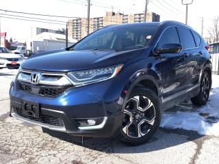 Used 2018 Honda CR-V Touring for sale in Toronto, ON