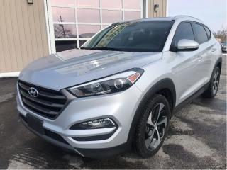 Used 2016 Hyundai Tucson Premium for sale in Tilbury, ON