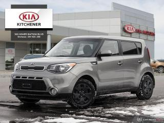 Used 2014 Kia Soul 6 SPEED MANUAL RARE! for sale in Kitchener, ON
