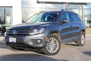 Used 2016 Volkswagen Tiguan Special Edition 4MOTION for sale in Guelph, ON