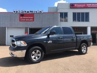 Used 2018 RAM 1500 ST for sale in Edmonton, AB