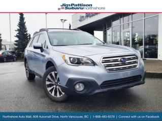 Used 2017 Subaru Outback 2.5I LIMITED for sale in North Vancouver, BC