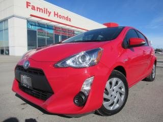 Used 2015 Toyota Prius c 5dr HB | EXCELLENT CONDITION | for sale in Brampton, ON