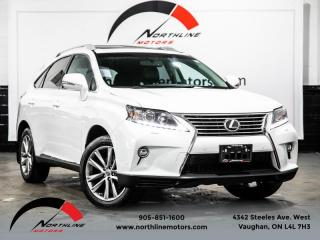 Used 2015 Lexus RX 350 Navigation|Heads Up Disp|Blindspot|Mark Levinson|Cooled Seat for sale in Vaughan, ON