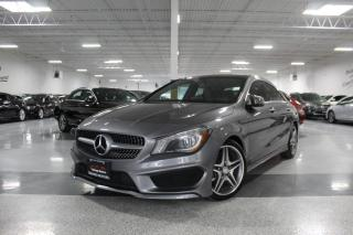 Used 2016 Mercedes-Benz CLA-Class CLA250 4MATIC I A.M.G I NAVIGATION I REAR CAM I SUNROOF for sale in Mississauga, ON