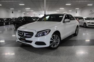 Used 2016 Mercedes-Benz C-Class C300 4MATIC I LEATHER I HEATED SEATS I BIG SCREEN I BT for sale in Mississauga, ON