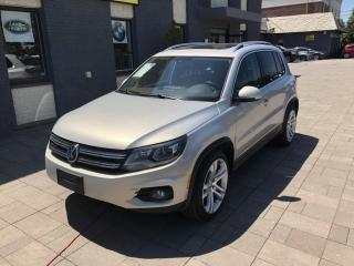 Used 2012 Volkswagen Tiguan 4dr Auto 4Motion for sale in Nobleton, ON