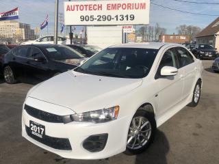 Used 2017 Mitsubishi Lancer ES All Power/Backup Camera/Bluetooth&GPS* for sale in Mississauga, ON