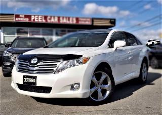 Used 2012 Toyota Venza LE V6 AWD| LIMITED| TEXT US|647.678.7778| REARVIEW| LEATHER| PANOROOF|AWD| for sale in Mississauga, ON